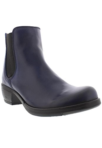 Fly London Make, Botas Chelsea Para Mujer Azul