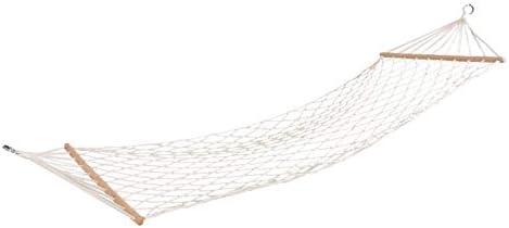 AubryGaspard - Hamaca de Red de algodón: Amazon.es: Jardín