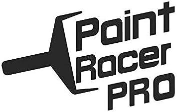 Lot de 2 Rouleau /à peinture suppl/émentaire avec r/éservoir int/égr/é Paint Racer PRO