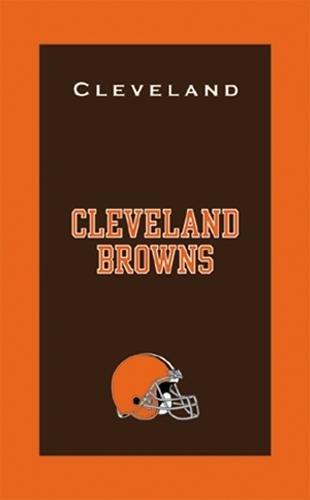 KR Strikeforce NFL Towel Cleveland Browns, Multi by KR