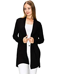 Long Lightweight Wrap Cardigans Sweaters Open Front...