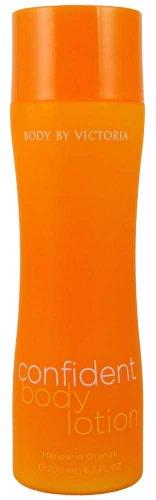 - Victoria's Secret Body By Victoria Mandarin Orange Confident Body Lotion 6.7 fl oz (200 ml)