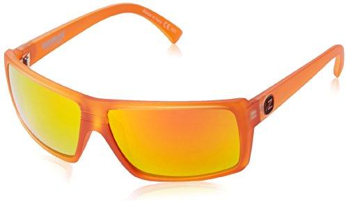 VonZipper Snark Shield Sunglasses,Brainblast Orange,61.2 mm