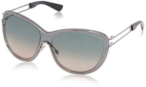 HOGAN Women's HO003805B Silver - Sunglasses Hogan