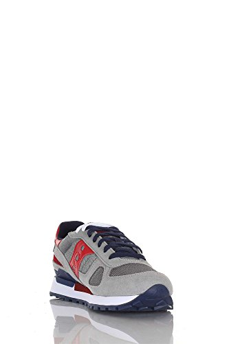 Men Shadow Blu Original Grey Red Baskets mode Saucony homme RwvqZER