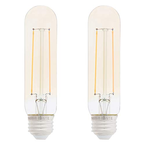 AmazonBasics Equivalent Clear Dimmable 2 Pack product image