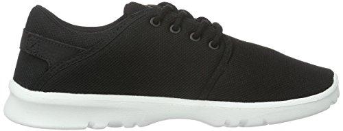 Etnies Scout - Zapatillas unisex para niños Negro (Negro/White/Gum979)