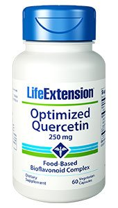 Life Extension Optimized Quercetin Capsules, 60 Count