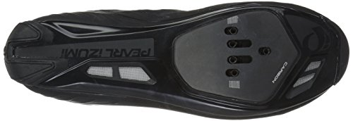 Pearl Izumi Mens Race Road v5 Cycling Shoe Black/Black Qw4nd