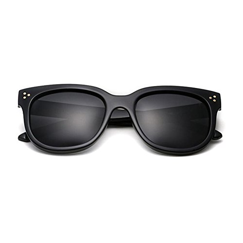 3d4137b35d WYYY gafas de sol Sra. Hombres Clásico Retro Marco Redondo Luz Polarizada  Decoración Protección Solar