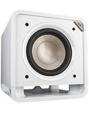 "Polk Audio Hts 10 Actieve Subwoofer (10"" Bass Box, 200 Watt), Wit"