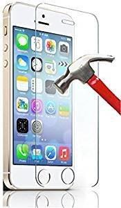 itronik® 9H Hartglas / Panzerglas für Apple iPhone 5 5S 5SE 5C / Displayschutzglas / Display Schutz Folie / Schutzglas / Echt