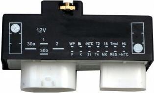 #C156 1J0919506K 898972000 99-03 VW JETTA FAN relay module PASSAT BETTLE Audi A4 99 00 01 02 (Passat Relay)