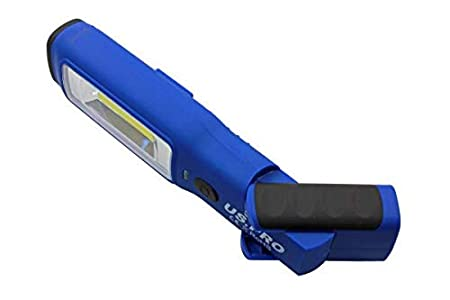 Home, Furniture & DIY US PRO COB INSPECTION LIGHT & LED TORCH Super Bright Rechargeable Magbender Body