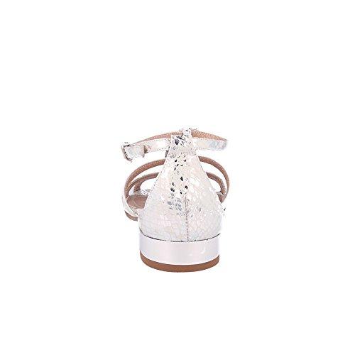 Silver Couleur Roberto sandale p Taille Bas p Talon Botella 39 C0qCO