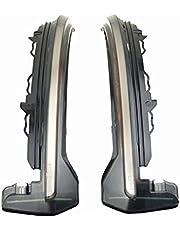 För Audi TT TTS TT RS MK3 8S 2015-2020 R8 2016-2020, LED-trafiksignalljus Dynamisk backspegel Blinkersindikator