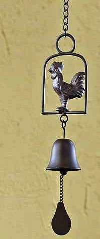 Gift Craft Cast Iron Hanging Wind Bell For Sale