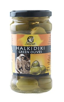 Green Olives From Greece - 315g