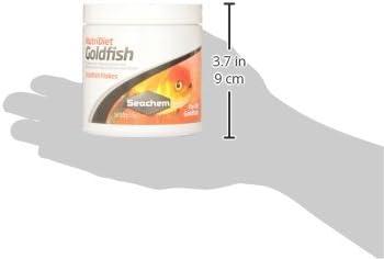 Seachem Nutridiet Goldfish Flakes con probióticos 4
