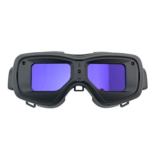 Steel Vision 32000 Auto Darkening Welding Helmet Mask Kit - Welding Goggles, Mask, Hood & Bump Cap by Steel Vision (Image #3)