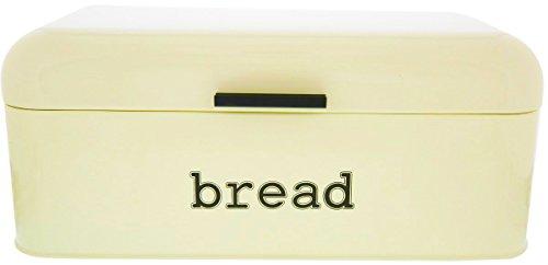 Bread Box For Kitchen - Bread Bin Storage Container For