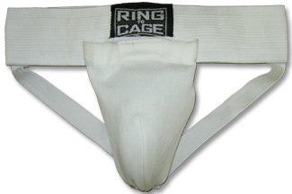 Ring to Cage Men's Supporter with Cup for MMA, Muay Thai, Kickboxing, Grappling, Jiu Jitsu, Martial Arts