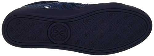 GUESS Lace Active - Zapatillas Mujer Azul