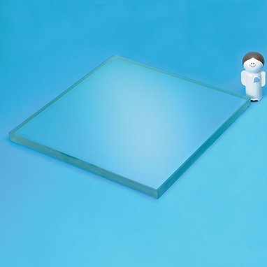 Devine Medical Glass Ointment Slab, 3/4 Inch Thick