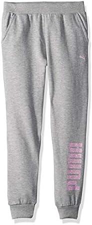 PUMA Girls Girls' Fleece Joggers Sweatp