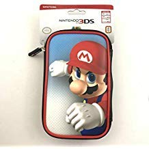 - Nintento 3DS Game Traveler Case Super Mario