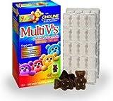 Yumv'S Multi V'S W/Vit D Choclt 60 Chew For Sale