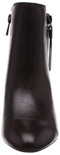 Calla 261360384 Scarpe Schwarz Blossom Leather Basse Donna black Clarks 6w1nPqd1