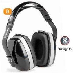 Howard Leight 1010927 Viking V3 Earmuffs - Earmuffs Position