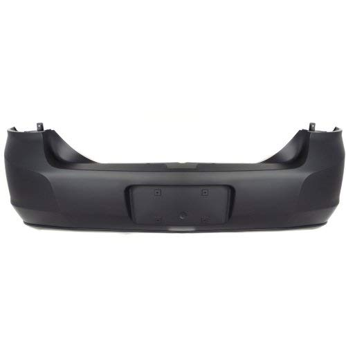 Rear Ford Focus Bumper (Rear Bumper Cover Compatible with FORD FOCUS 2008-2011 Primed)