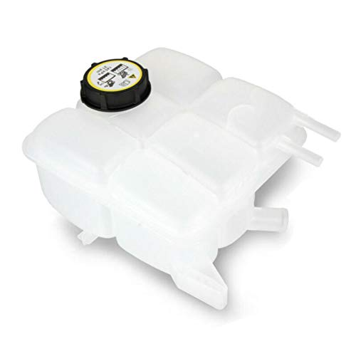 Water Radiator Coolant Tank Expansion Tank with Cap Engine Coolant Radiator Overflow Recovery Expansion Tank Bottle Resevoir for Ford Focus: Amazon.co.uk: DIY & Tools