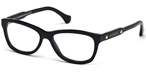 Eyeglasses Balenciaga BA 5002 BA5002 001 shiny black