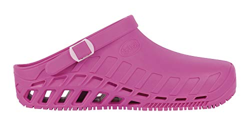 Profesionales Fucsia 37 38 Clog Evo Zapatos Dr Scholl Mis tqFgHXx