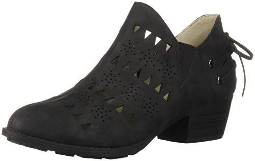 Jambu JBU Boot Fashion by Evelyn Women's Black UUq5A4w