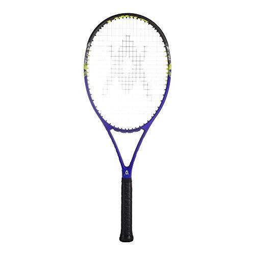 Volkl V Sense 5 Tennis Racquet, Blue/Yellow/Black (Grip Size 4.625)
