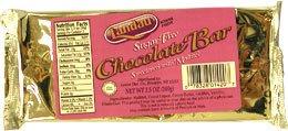 Landau Kosher Chocolate Bar Sugar-Free Sweetened with Maltitol 3.5 Oz. - Chocolate Landau