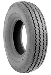 - 4.80-8 Bias Ply Special Trailer Tire Tow-Master Load Range C HIWAY RIB