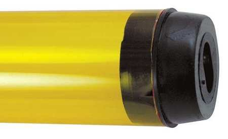 (Safety Sleeve, T5 Lamps, Yellow, 45 3/16)
