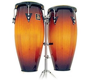 Latin Percussion LP Aspire Wood Congas 11