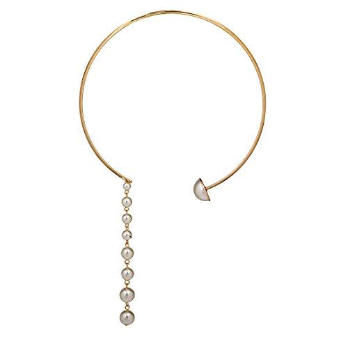 Kissweet Fashion Personality Statement Necklace