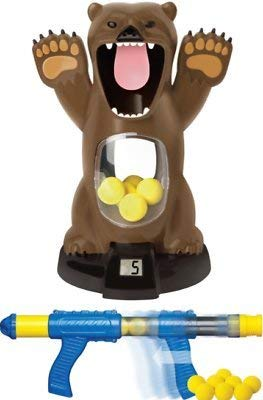 Hungry Bear Target Feeding Game with Sound (Bear Target)