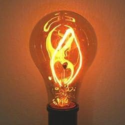 Ferrowatt 15026 - 15 watt 120 volt Base Ball-O-Fire? Filament Medium Screw Ferrowatt (Ball-O-Fire? 15W 120V E27 BASE)