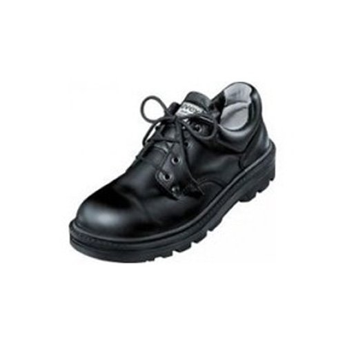 Uvex 8457.9 – 10 Clyde lace-up Safety shoe con Hydroflex soletta in schiuma 3D, S2, EU 44, Taglia 10, nero