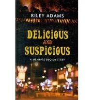 Delicious and Suspicious (Thorndike Press Large Print Mystery Series)