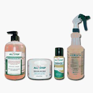 All Stop Jock Itch Treatment Super Pack :: Non-Toxic Jock Itch Treatment