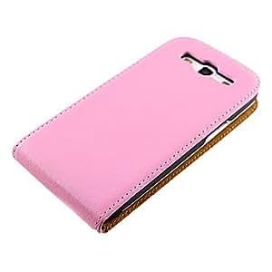 Genuine Leather Flip Design Case for Samsung Galaxy S3 I9300 --- COLOR:Black